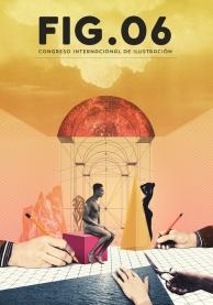 Afiche de Julien Pacaud para el Fig. O6 .