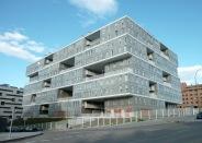 Edificio Celosía (Madrid, 2009)
